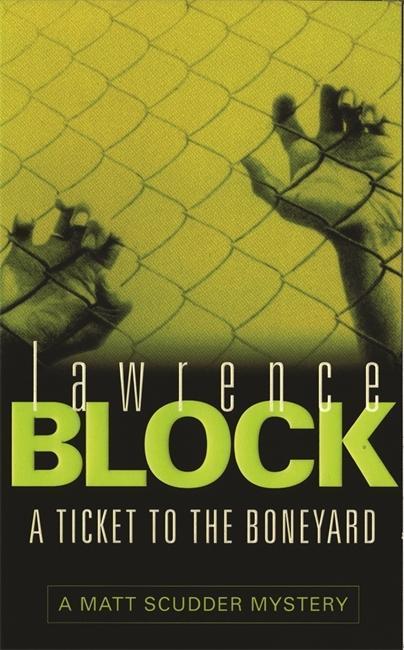 A Ticket to the Boneyard als Taschenbuch
