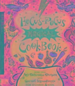 Hocus-Pocus Magical Cookbook als Buch
