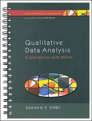 Qualitative Data Analysis: Explorations with NVivo als Taschenbuch