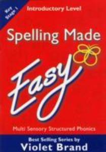 Spelling Made Easy als Taschenbuch