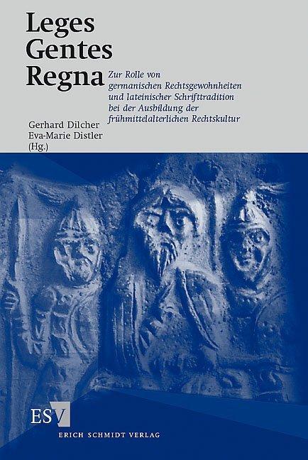 Leges - Gentes - Regna als Buch