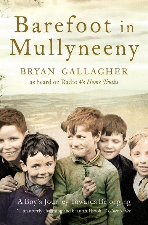 Barefoot in Mullyneeny: A Boy's Journey Towards Belonging als Taschenbuch