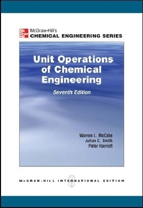 Unit Operations of Chemical Engineering als Buch