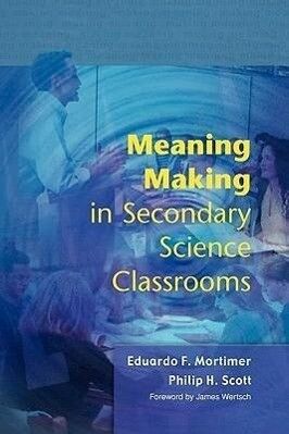Meaning Making in Secondary Science Classroomsaa als Taschenbuch