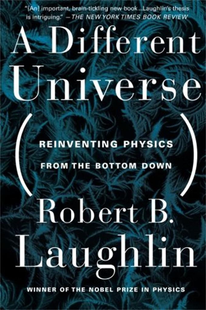 A Different Universe als Taschenbuch