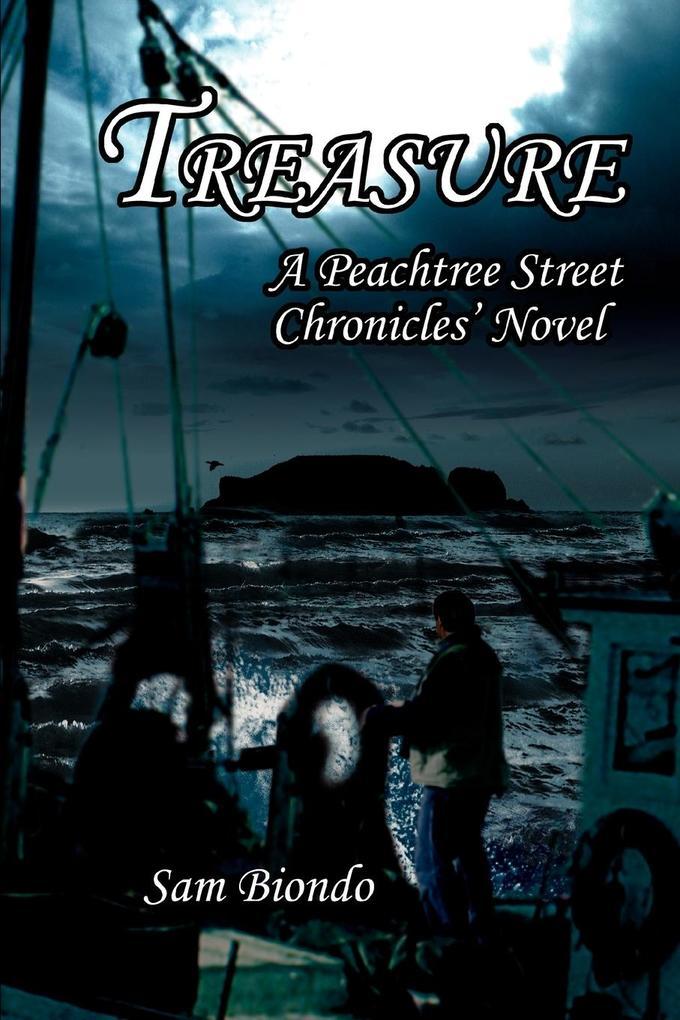 Treasure: A Peachtree Street Chronicles' Novel als Buch