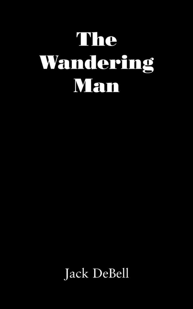 The Wandering Man als Buch