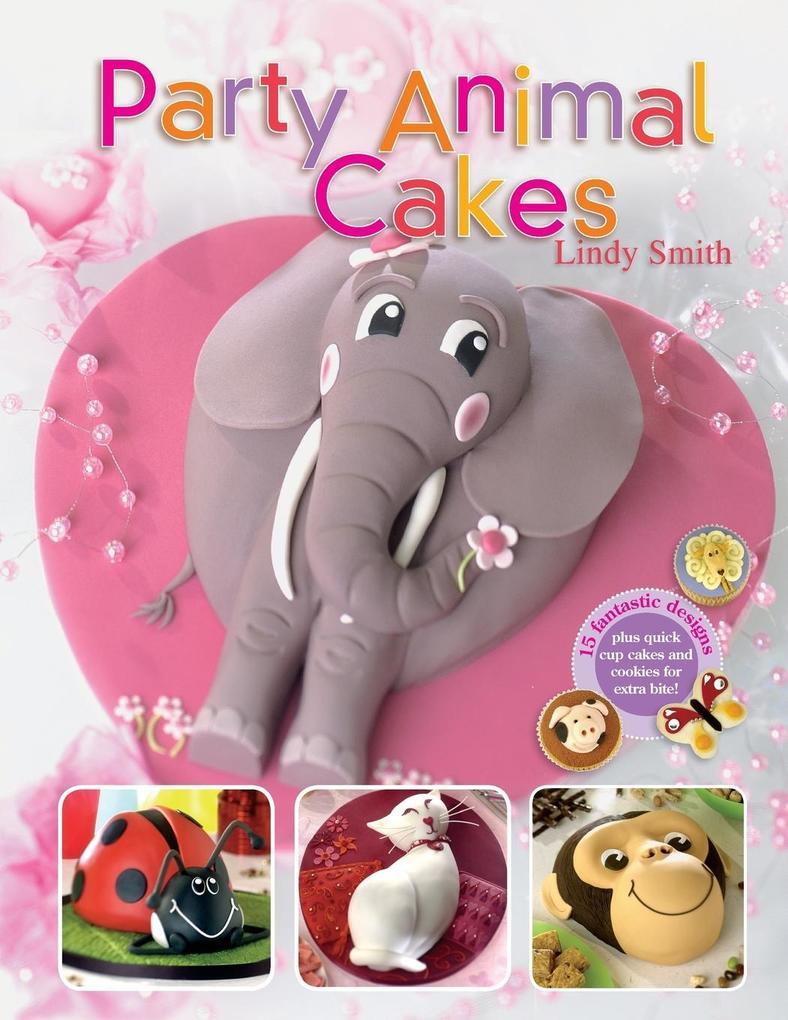 Party Animal Cakes als Taschenbuch