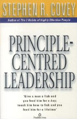 Principle Centred Leadership als Taschenbuch