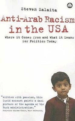 Anti-Arab Racism in the USA als Buch