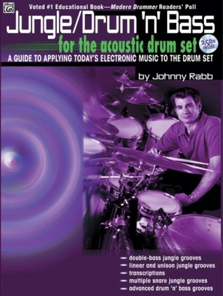Jungle Drum 'n' Bass als Taschenbuch