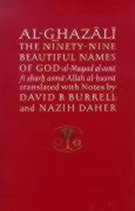 Al-Ghazali on the Ninety-Nine Beautiful Names of God als Taschenbuch