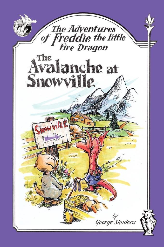 The Adventures of Freddie the Little Fire Dragon als Taschenbuch