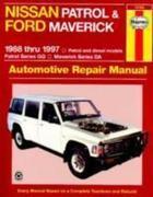 Nissan Patrol and Ford Maverick Australian Automotive Repair Manual