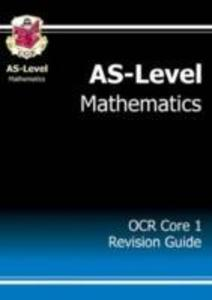 AS-Level Maths OCR Core 1 Revision Guide als Taschenbuch