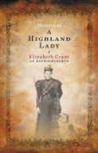 Memoirs Of A Highland Lady als Taschenbuch