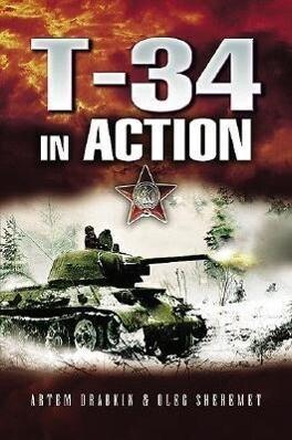 T-34 in Action als Buch