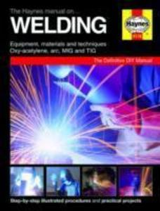 Haynes Manual on Welding als Buch