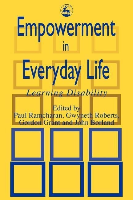 Empowerment in Everyday Life: Learning Disability als Taschenbuch
