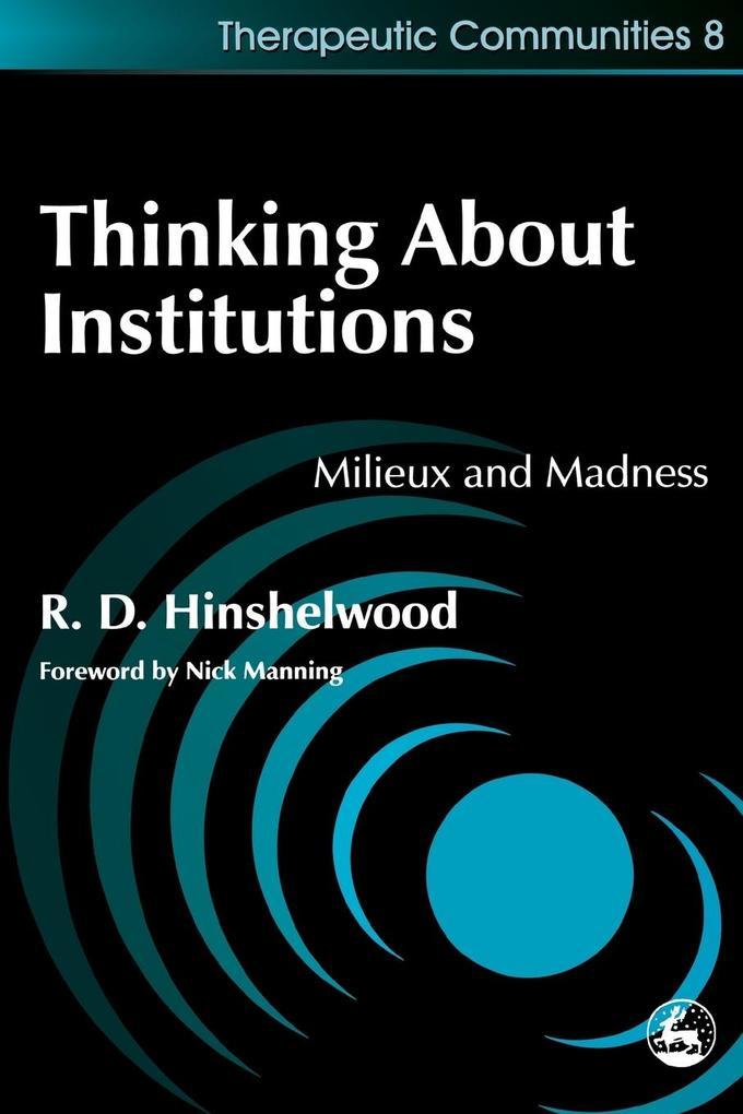 Thinking about Institutions als Taschenbuch
