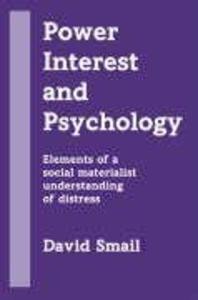 Power, Interest and Psychology als Taschenbuch