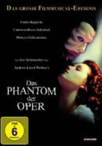 Das Phantom der Oper als DVD