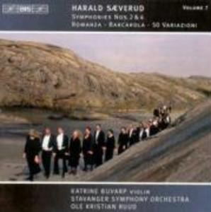 Sinfonien 2 Und 4/Romanze/Variazioni Piccole als CD