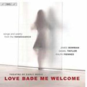 Love Bade Me Welcome als CD