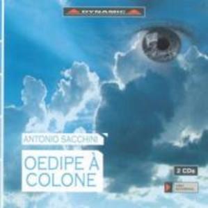 Oedipe a Colone als CD