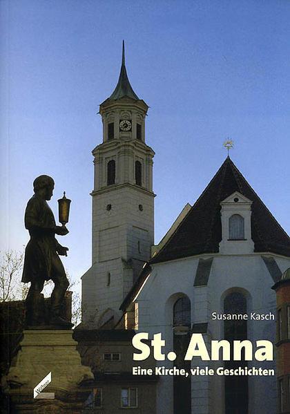 St. Anna als Buch