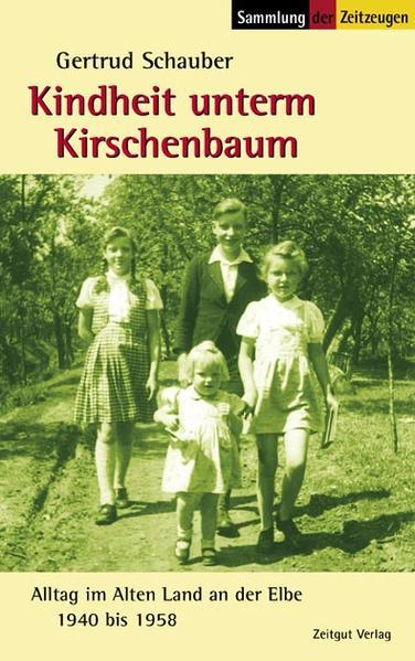 Kindheit unterm Kirschenbaum als Buch