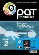 Pool Billard Trainingsheft PAT 2
