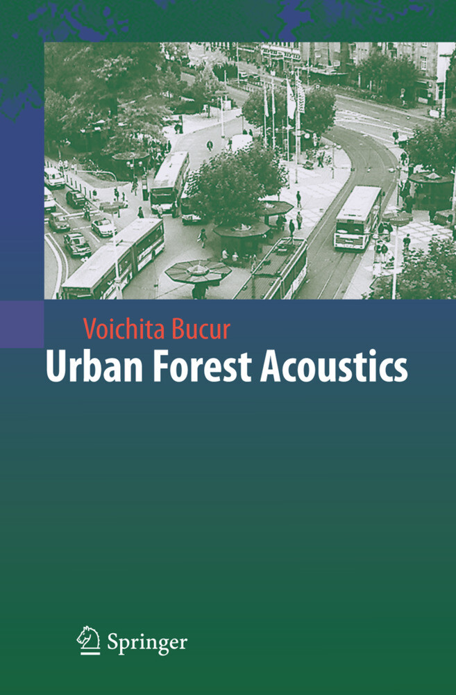 Urban Forest Acoustics als Buch