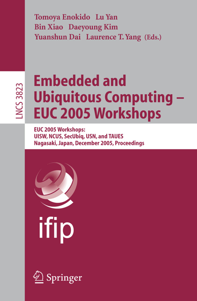 Embedded and Ubiquitous Computing - EUC 2005 Workshops als Buch