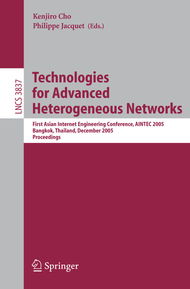 Technologies for Advanced Heterogeneous Networks als Buch
