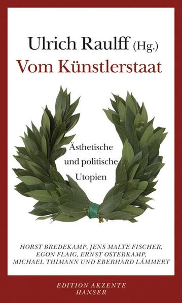 Vom Künstlerstaat als Buch