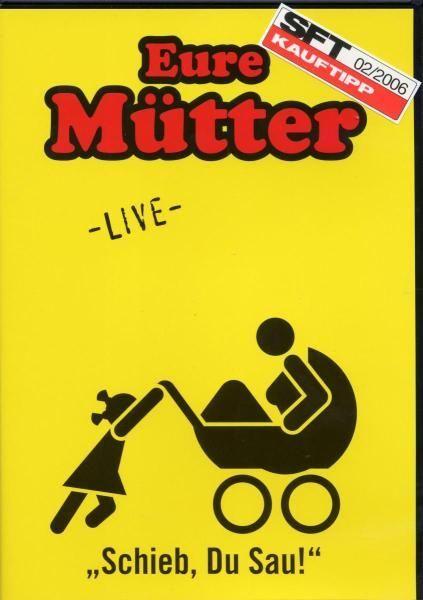 Schieb, Du Sau! Live als DVD