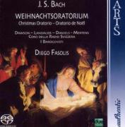 Weihnachts-Oratorium als CD