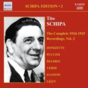Complete 1924-25 Recordings 2 als CD