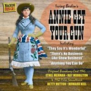 Annie Get Your Gun als CD