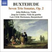 Triosonaten op.2 als CD