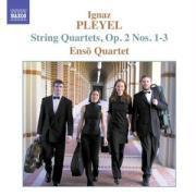 Streichquartette op.2 1-3 als CD