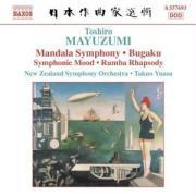 Mandala Symphony/Bugaku/+ als CD