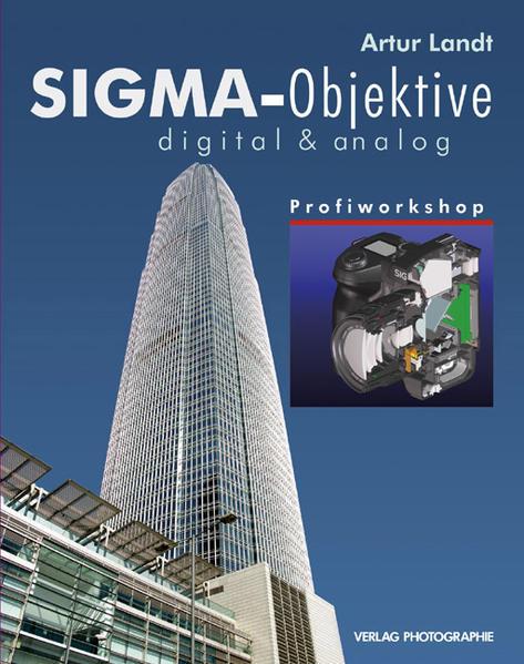 Sigma-Objektive digital & analog als Buch