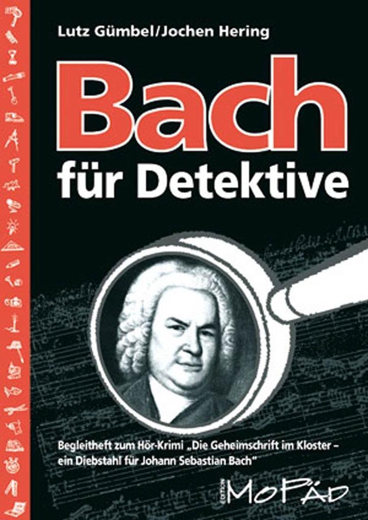 Bach für Detektive als Buch