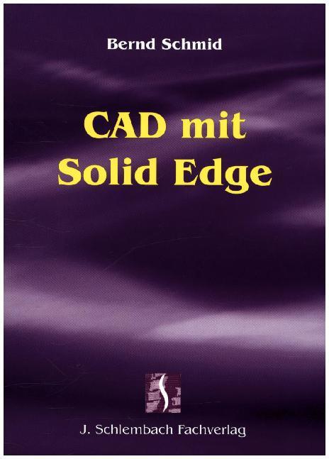 CAD mit Solid Edge als Buch