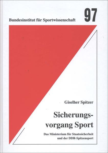 Sicherungsvorgang Sport als Buch