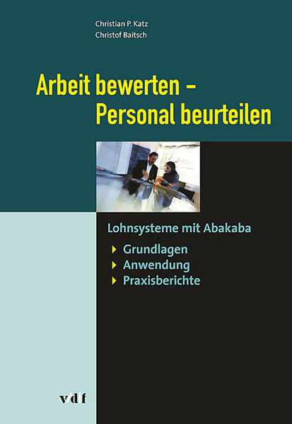 Arbeit bewerten - Personal beurteilen als Buch ...
