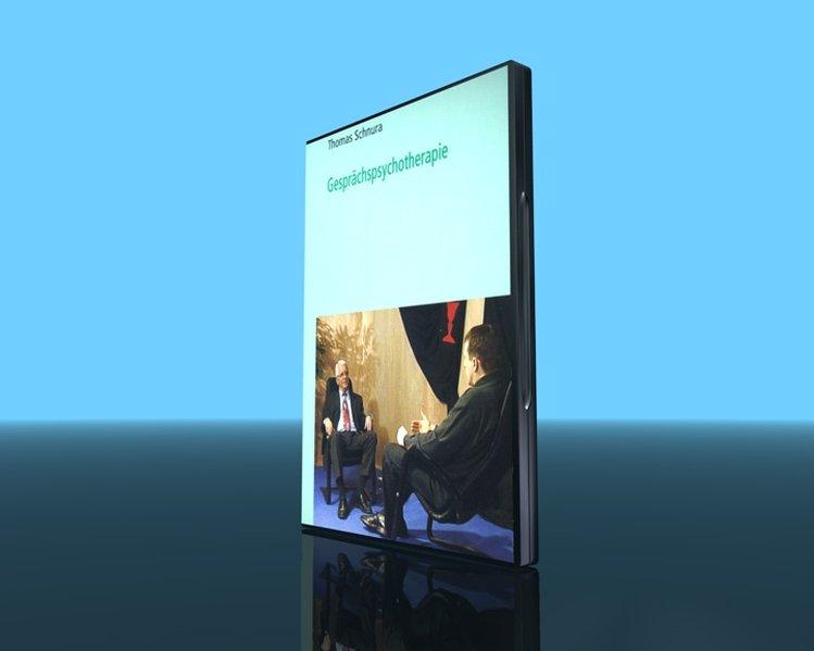 Crash-Kurs Psychologie II. Gesprächspsychotherapie. DVD als DVD