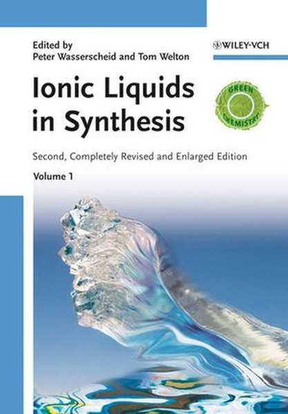 Ionic Liquids in Synthesis als Buch